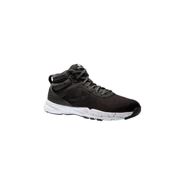 8ec1870a Buty fitness kardio 100 - Czarne obuwie sportowe damskie marki ...