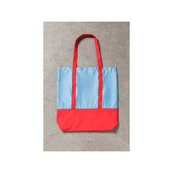 Oldschool Shopper Bag. Czerwone torebki shopper damskie Freakstreet, z syntetyku. Za 118.15 zł.