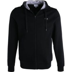 Lacoste Sport Bluza rozpinana noir/argent chine. Bluzy męskie Lacoste Sport, z bawełny. Za 409.00 zł.