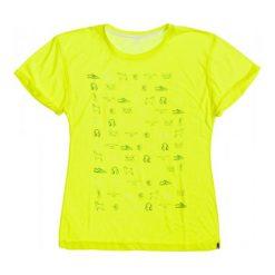 DC Koszulka Survival Boyf F J Tees yhj0 S. Żółte koszulki sportowe damskie DC, z bawełny. W wyprzedaży za 65.00 zł.