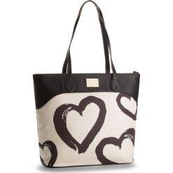 Torebka MONNARI - BAG4270-020 Black. Brązowe torebki do ręki damskie Monnari, z materiału. W wyprzedaży za 129.00 zł.
