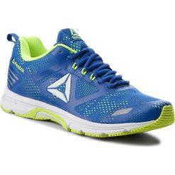 Buty Reebok - Ahary Runner CN5337 White/Blue/Yellow. Niebieskie buty sportowe męskie Reebok, z materiału. W wyprzedaży za 179.00 zł.
