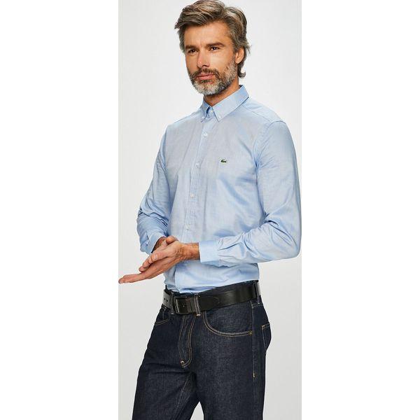 391151733 Lacoste - Koszula - Koszule męskie marki Lacoste. W wyprzedaży za ...