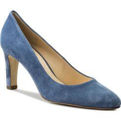 Półbuty HÖGL - 5-106502 Jeans 3400. Niebieskie półbuty damskie HÖGL, z jeansu. W wyprzedaży za 329.00 zł.