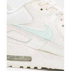 Nike Sportswear AIR MAX 90  Tenisówki i Trampki sail/igloo. Buty sportowe dziewczęce Nike Sportswear, z gumy, klasyczne. W wyprzedaży za 404.10 zł.
