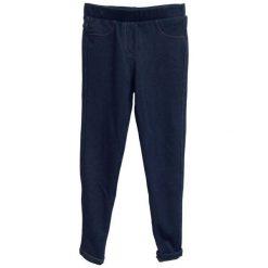 Topo Legginsy Dziewczęce 140 Niebieskie. Niebieskie legginsy dla dziewczynek Topo, z jeansu. Za 59.00 zł.