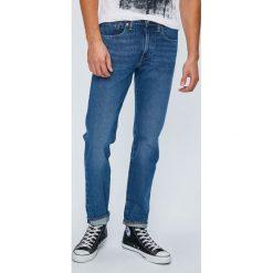 Levi's - Jeansy 502. Szare jeansy męskie Levi's. Za 369.90 zł.