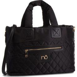 Torebka NOBO - NBAG-F4270-C020 Czarny. Czarne torebki do ręki damskie Nobo, z materiału. W wyprzedaży za 159.00 zł.