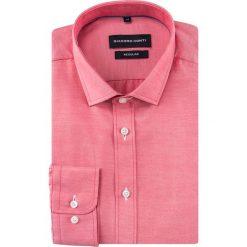 Koszula SIMONE KDTR000499. Białe koszule męskie Giacomo Conti, z tkaniny, z klasycznym kołnierzykiem, z długim rękawem. Za 149.00 zł.