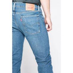 Levi's - Jeansy 510. Brązowe jeansy męskie Levi's. Za 399.90 zł.