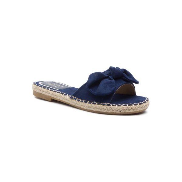 Sandały JENNY FAIRY WS17206 1 Granatowy