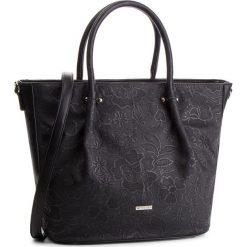 Torebka WITTCHEN - 87-4Y-550-1 Czarny. Czarne torebki do ręki damskie Wittchen, ze skóry ekologicznej. W wyprzedaży za 209.00 zł.