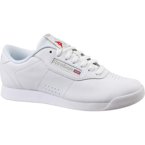 Reebok Princess CN2212 buty sneakers, buty sportowe damskie białe 38,5