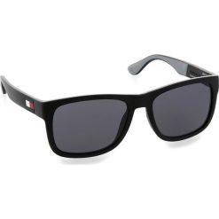 Okulary przeciwsłoneczne TOMMY HILFIGER - 1556/S Nero Grigi 08A. Okulary przeciwsłoneczne damskie Tommy Hilfiger. W wyprzedaży za 339.00 zł.