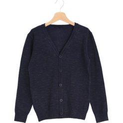 Granatowy Kardigan Dear Lord. Swetry dla chłopców marki Reserved. Za 64.99 zł.