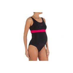 Strój jednoczęściowy pływacki ciążowy Romane damski. Czarne kostiumy jednoczęściowe damskie NABAIJI. Za 59.99 zł.