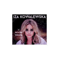 Iza Kowalewska: Nocna Zmiana [CD]. Czarne koszule nocne damskie Universal Music. Za 38.86 zł.