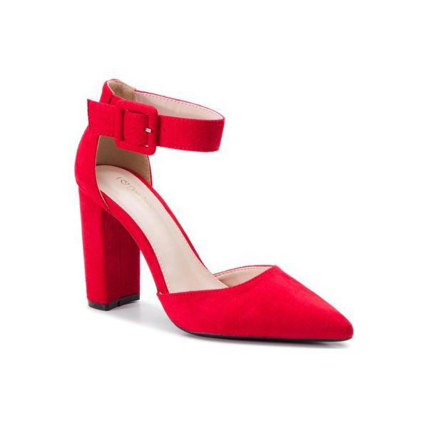 Szare buty damskie DeeZee, kolekcja jesień 2018