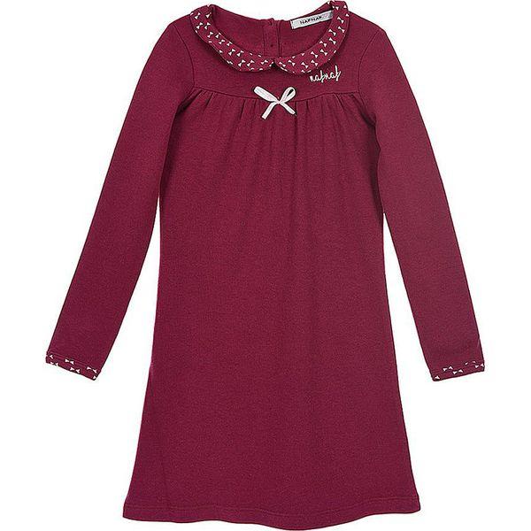fed5eb01e24e55 Koszula nocna w kolorze bordowym - Bielizna dla dziewczynek marki ...