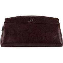 Torebka damska 35-4-516-4. Brązowe torebki do ręki damskie Wittchen, w paski. Za 599.00 zł.