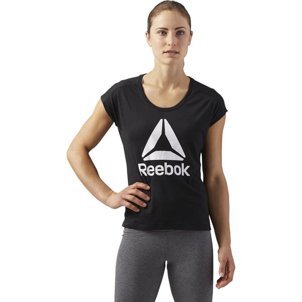 Koszulka Reebok Dance damska t shirt top sportowy fitness do