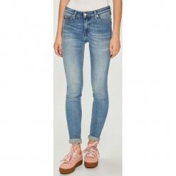 eec19db982a46 Jeansy damskie marki Calvin Klein Jeans - Kolekcja wiosna 2019 ...