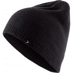 Czapka damska CAD600 - głęboka czerń - Outhorn. Czarne czapki i kapelusze damskie Outhorn. Za 19.99 zł.
