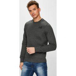 New Balance - Bluza. Szare bluzy męskie New Balance, z bawełny. Za 199.90 zł.