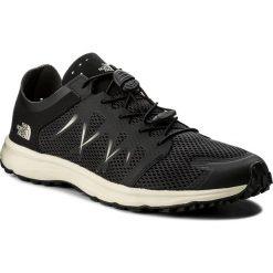 Buty THE NORTH FACE - Litewave Flow Lace T92YA9LQ6 TNF Black/Vintage Black. Czarne buty sportowe męskie The North Face, z materiału. W wyprzedaży za 249.00 zł.