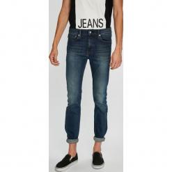 Calvin Klein Jeans - Jeansy. Niebieskie jeansy męskie Calvin Klein Jeans. Za 499.90 zł.