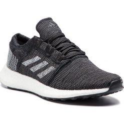 Buty adidas - PureBoost Go B37803 Cblack/Greone/Grefiv. Czarne buty sportowe męskie Adidas, z materiału. Za 499.00 zł.