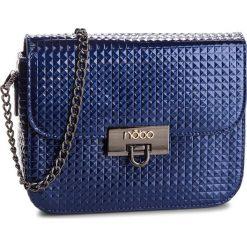 Torebka NOBO - NBAG-FF0040-C013 Granatowy. Niebieskie torebki do ręki damskie Nobo, ze skóry ekologicznej. W wyprzedaży za 119.00 zł.