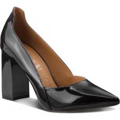 Półbuty CAPRICE - 9-22401-21 Black Patent 018. Czarne półbuty damskie Caprice, z lakierowanej skóry. W wyprzedaży za 189.00 zł.