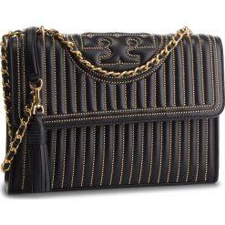 Torebka TORY BURCH - Convertible Shoulder Bag 5231  Black 001. Czarne torebki do ręki damskie Tory Burch, ze skóry. Za 2,829.00 zł.