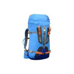 Plecak Jorasses 40 l. Niebieskie plecaki damskie SIMOND, z materiału. Za 299.99 zł.