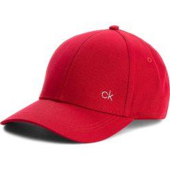Czapka CALVIN KLEIN - Ck Metallic Baseball K40K400186 627. Czerwone czapki i kapelusze męskie Calvin Klein. Za 129.00 zł.