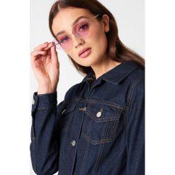 NA-KD Accessories Okulary przeciwsłoneczne Cat Eye - Pink. Różowe okulary przeciwsłoneczne damskie NA-KD Accessories. Za 60.95 zł.