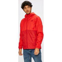 The North Face - Kurtka. Różowe kurtki męskie The North Face, z materiału. W wyprzedaży za 359.90 zł.