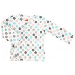 Makoma Płaszczyk Dziewczęcy Mint Dots 56 Wielokolorowy. Zielone kurtki i płaszcze dla dziewczynek Makoma, z bawełny. Za 35.00 zł.