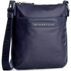 Torebka TRUSSARDI JEANS - 71B00007 U280. Listonoszki damskie TRUSSARDI JEANS, z jeansu. W wyprzedaży za 239.00 zł.