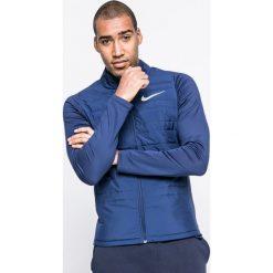 Nike - Kurtka. Szare kurtki męskie Nike, z elastanu. W wyprzedaży za 269.90 zł.