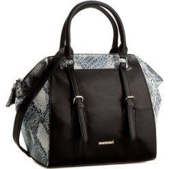 Torebka MONNARI - BAG0450-020 Black. Czarne torebki do ręki damskie Monnari. W wyprzedaży za 169.00 zł.