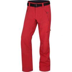 Husky Spodnie Softshellowe Męskie Kresi M, Czerwone L. Czerwone spodnie sportowe męskie Husky, na jesień, z polaru. Za 395.00 zł.