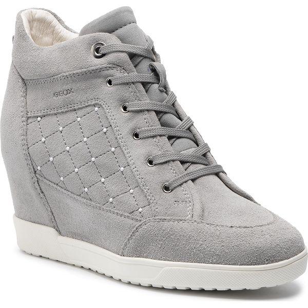 Sneakersy GEOX D Carum C D84ASC 022AU C4002 Navy