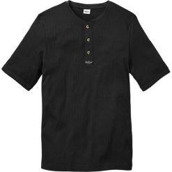T-shirt Regular Fit bonprix czarny. T-shirty męskie marki Giacomo Conti. Za 44.99 zł.