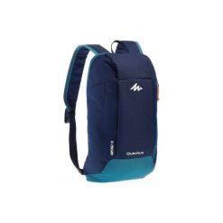 Plecak turystyczny NH100 10 l. Niebieskie plecaki damskie QUECHUA, z materiału. Za 12.99 zł.