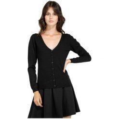 William De Faye Sweter Damski L Czarny. Czarne swetry damskie William de Faye, z kaszmiru. W wyprzedaży za 145.00 zł.