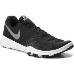 Buty NIKE - Flex Control II 924204 010 Black/Mtlc Cool Grey/Cool Grey. Czarne buty sportowe męskie Nike, z materiału. W wyprzedaży za 229.00 zł.