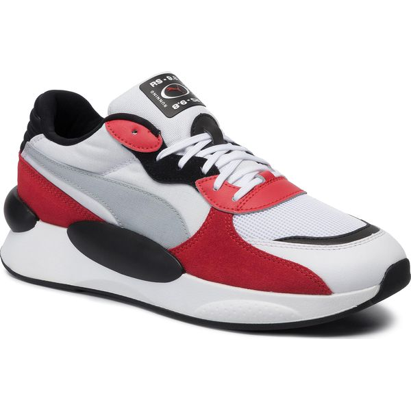 Sneakersy PUMA Rs 9.8 Space 370230 01 Puma WhiteHigh Risk Red