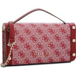 Torebka GUESS - Florence HWSG69 91790  RED. Czerwone torebki do ręki damskie Guess, z aplikacjami, ze skóry ekologicznej. W wyprzedaży za 279.00 zł.